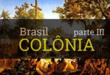 Entenda como era a economia e a sociedade no período colonial