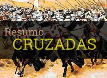 resumo das cruzadas