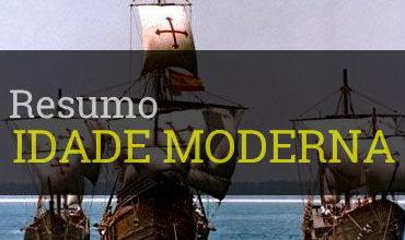 Principais Acontecimentos e Características da Idade Moderna