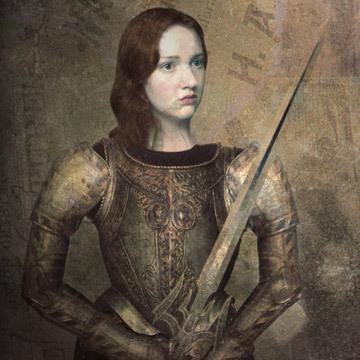 Joana D'Arc Guerra dos Cem Anos