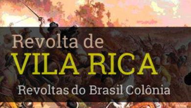Photo of O que foi a Revolta de Vila Rica: Resumo