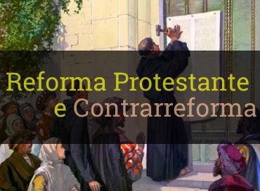 reforma protestantes contra reforma resumo causas consequências o que foi 95 teses Lutero